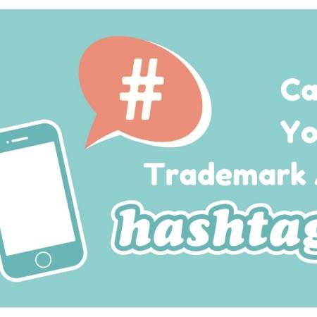 Trademark-Hashtags