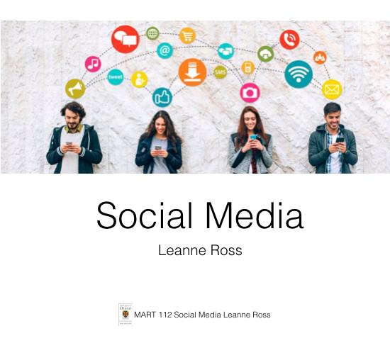 Otago-Uni-Social-Media-Lecture