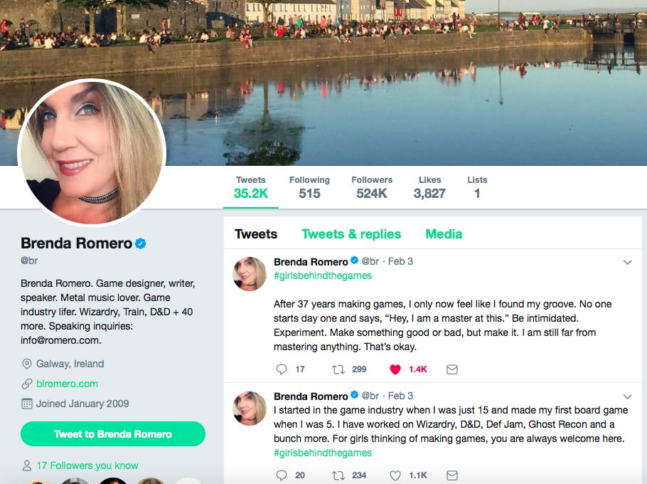 Brenda-Romero-Tweets